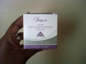 Aloe Deep Moisturising Cream
