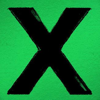 x album art