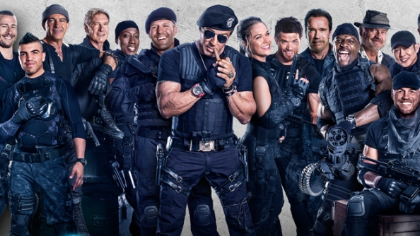 The Expendables cast [photo credit: www.cravenline.com]