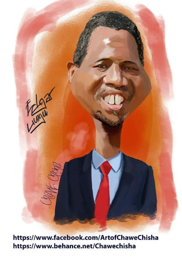A cool caricature I saw on Facebook